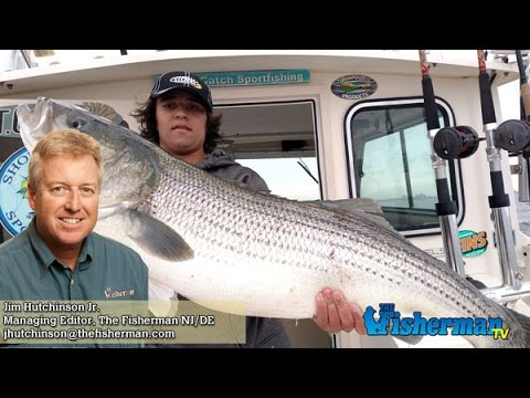 May 18, 2017 New Jersey/Delaware Bay Fishing Report with Jim Hutchinson, Jr.
