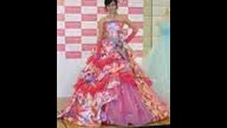 タレント、小島瑠璃子(22)が19日、東京都内で行われたウエディングドレスブランド「アヤナチュール」の新作発表会に出席した。 和柄のカクテルドレスに身を包み、「今まで ...