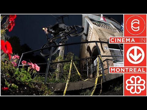 Cinema BMX in Montreal