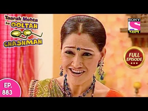 Taarak Mehta Ka Ooltah Chashmah - Full Episode 883 - 25th December, 2017