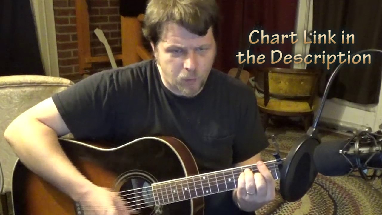 Africa Toto Guitar Cover With Chord Chart Capo 4th Youtube