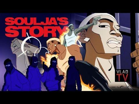 Tone Kapone - The are Crazy LoL .Big Soulja's Story how he shot at Criminals .LOL