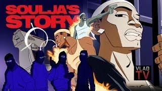 Soulja ' s Story (VladTV ist Soulja Boy Interview, Animiert)