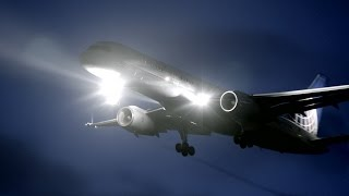 Night Flights (Sony a7s)