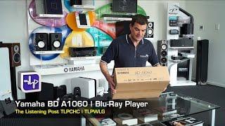 dVD/Blu-ray плеер Yamaha BD-S477