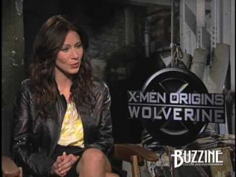 Lynn Collins for 'Wolverine'