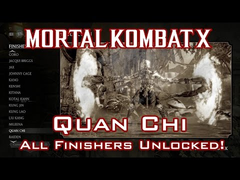 HOW TO UNLOCK ALL REVENANT AND DARK COSTUMES IN MKX from YouTube · Duration:  4 minutes 35 seconds