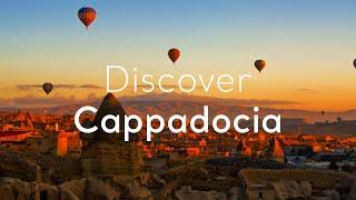 Go Turkey - Discover Cappadocia