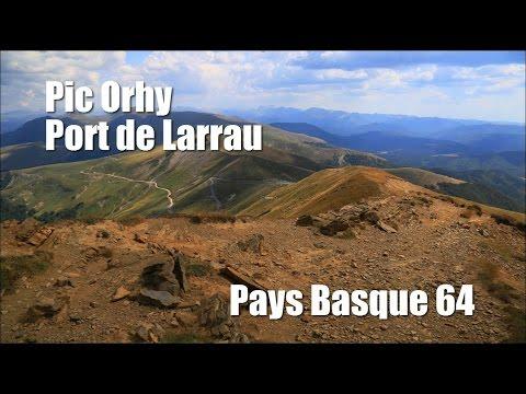 Pic Orhy, Port de Larrau, Pays Basque 64
