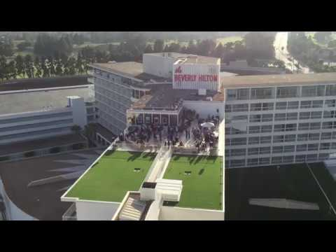 ROOF TOP BAR AT THE WALDORF ASTORIA BEVERLY HILLS  PARTY BEVERLY HILTON - JULY 30, 2017