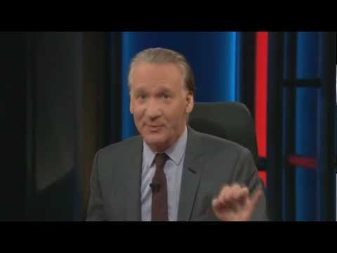 Bill Maher on Obama's re-election 2012