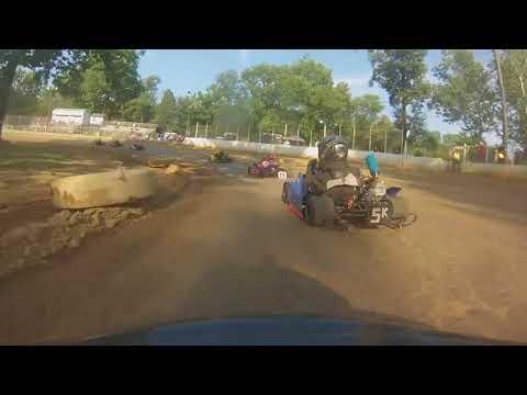 Shellhammers Flathead 375 Heat Race 07/14/2018