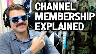Relyea Channel Memberships Tiers Explained