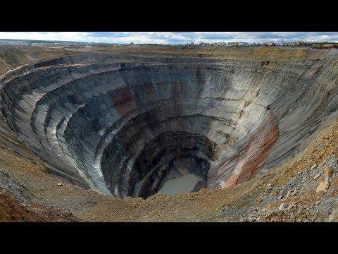 ज़मीन के कितनी गहराई तक हम खोद सकते हैं The Deepest Hole We Can Dig On Earth