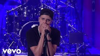 J. Cole - Power Trip (Live on Letterman)