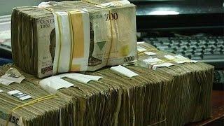 Rezession, Ölpreiskrise, Hunger: Nigeria entdeckt den Steuerzahler - economy