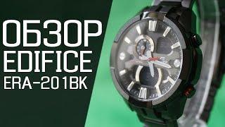 EDIFICE ERA-201BK-1A | Обзор (на русском) | Купить со скидкой