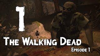 Интерактивный сериал - The Walking Dead Episode 1 часть 1