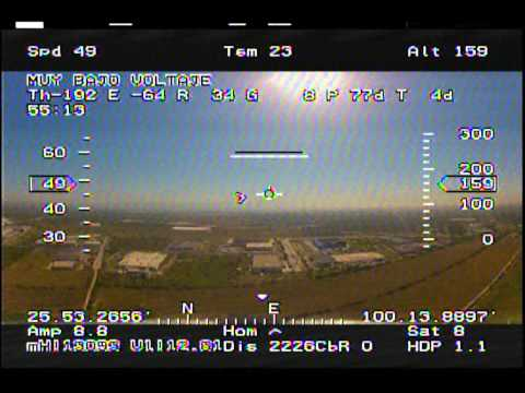 Managing power, distance and altitude flown w Dragon Link