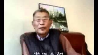 Professor Yongshantai speak the language of the Manchu