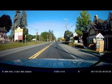 Amish Drive through Lancaster County: Amish Singing