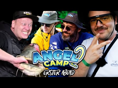 Angelcamp 2 mit Knossi & Sido - Tag 1   Highlights