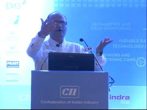 Digital Pathways in Agriculture - Inaugural Session part 3