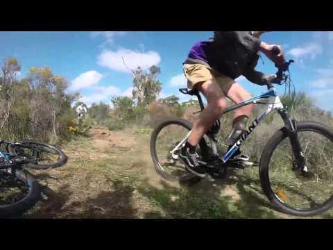 Star Swamp Mountain biking