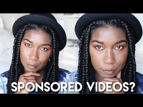 NO MORE SPONSORED HAIR PRODUCT VIDEOS!? Natural Hair - Naptural85