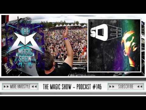 The Magic Show Podcast 146 | S Dee, Tartaros, The Machine