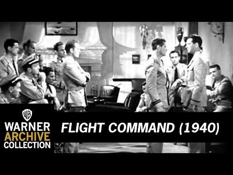 FLIGHT COMMAND (Original Theatrical Trailer)