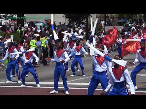 South Shore Drill Team - Bud Billiken 2018