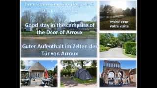 Camping *** de la Porte d'Arroux à Autun (71)