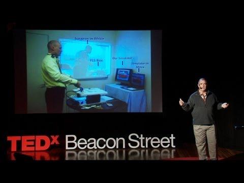 Video image: A universal translator for surgeons - Steven Schwaitzberg