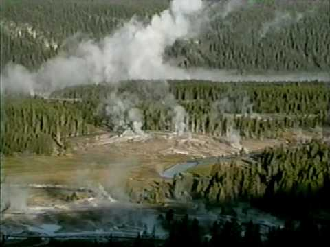 Geysers of Yellowstone  (Relaxation)