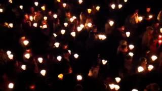 Ave, ave, ave Maria: the Lourdes hymn