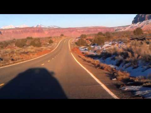 Canyonlands National Park Scenic Road
