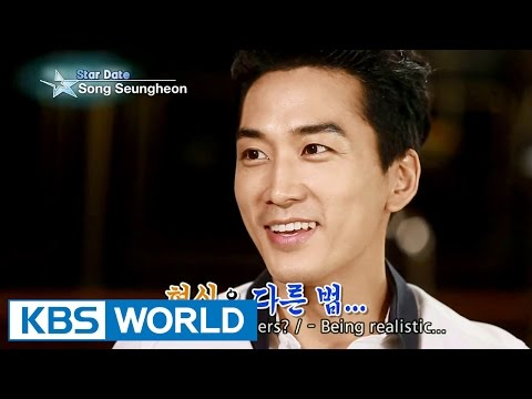 A meeting with Song Seungheon (Entertainment Weekly / 2015.08.21)