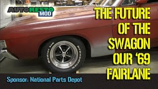 1969 Ford Fairlane Station Wagon Project Episode 281 Autorestomod