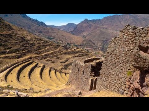 Sacred Valley, Pisac and Ollantaytambo tour from Cusco, Peru