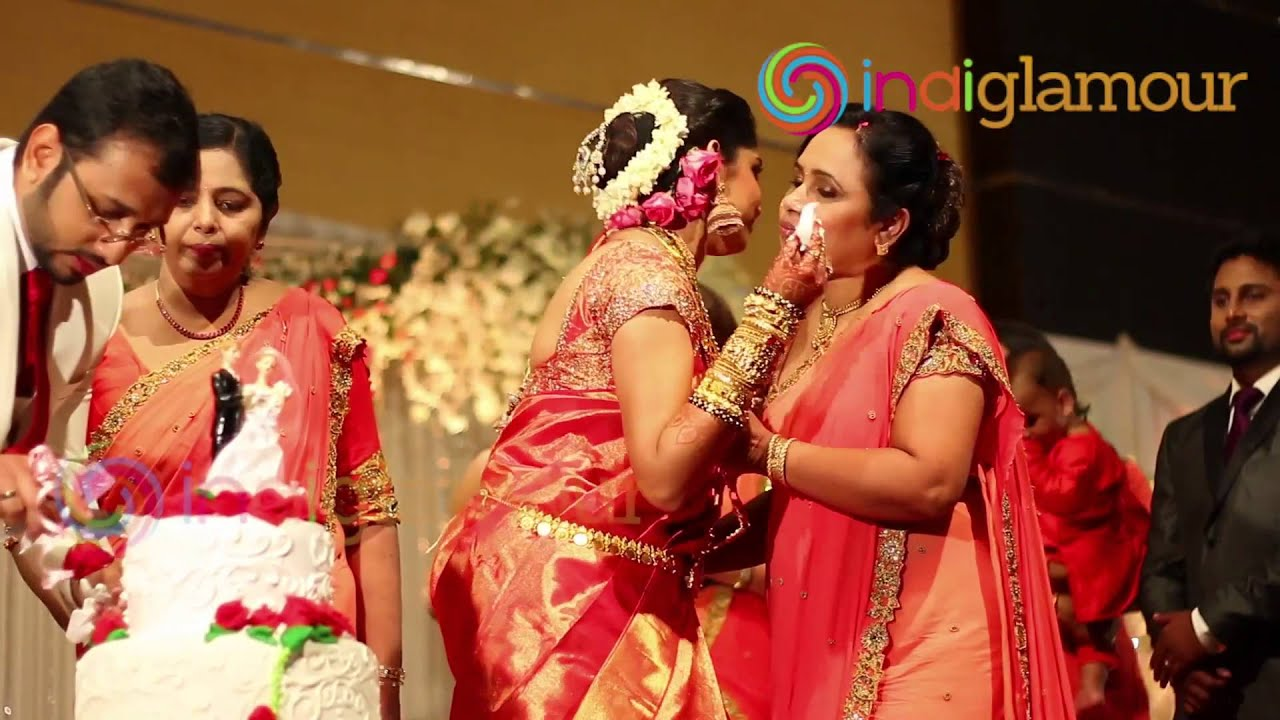 Actress Muktha Wedding Reception