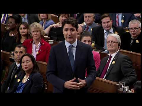 Pathetic! Trudeau Accuses Charity Of Attacking The Charter Of Rights