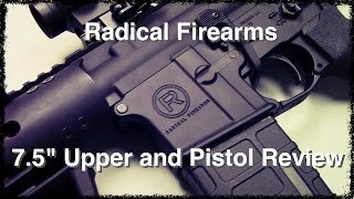 Radical Firearms Review - DFI