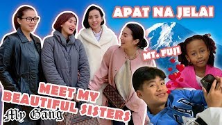 Gambar cover VLOG 32: MISSION MT. FUJI WITH JAMIR, AYANA & ANDRES SISTERS  (LAUGHTRIP TO)