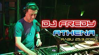 DJ FREDY ATHENA RABU 25 9 2019
