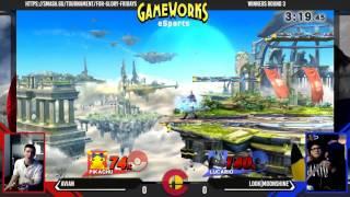 For Glory Friday 90 - Avian (Pikachu) Vs. LooK|Moonshine (Lucario) - Winners Round 3