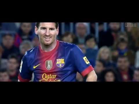 Lionel Messi ● Battle Scars 2012-2013 [HD]