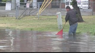 City gives the 'OK' for residents to clear debris from storm drains