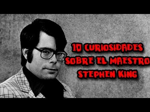 10 curiosidades sobre Stephen King