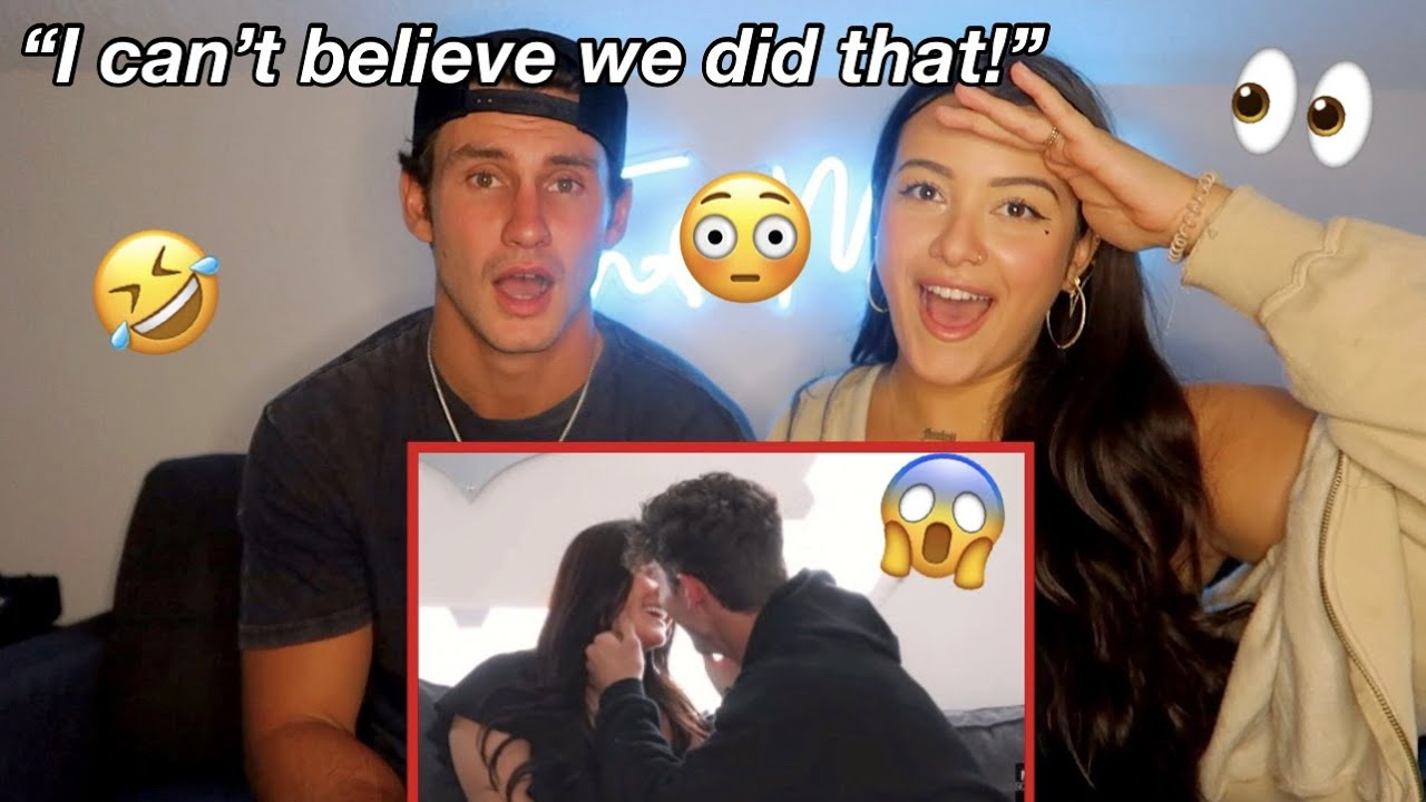Download REACTING TO OUR OLD YOUTUBE VIDEOS... **very juicy**